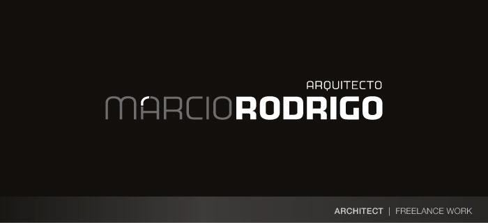 Marcio Rodrigo Arquitecto logo
