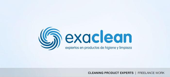 Exaclean logo