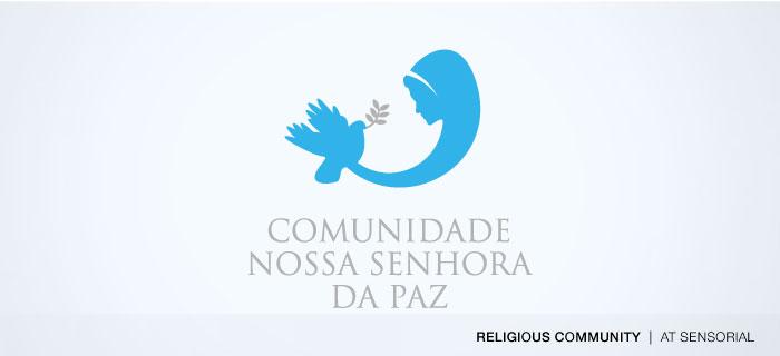 Comunidade Nossa Senhora da Paz logo